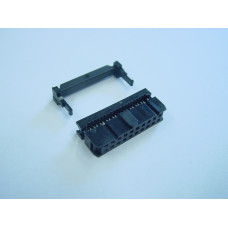 IDC Connector, Female, 20 pin