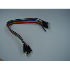Jumper Cables M-M, 20cm, 10 pcs.