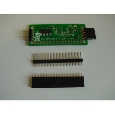 LCD I2C/SPI Interface, without LCD