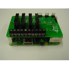 Raspberry Solid State Relay