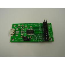 FT240X Breakout Board