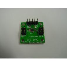 DAC with MCP4726/MCP4822