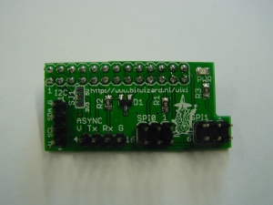 The Raspberry Pi Serial board